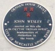 John Wesley Orphan House