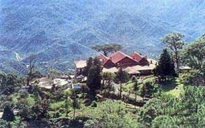 Kasauli Hill Station India