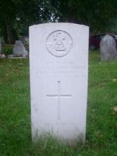 Richard John Bishop grave