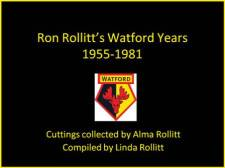 Ron Rollitt Watford Years_1955-1981