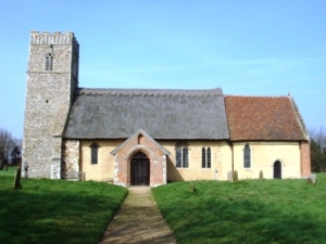 St John the Baptist church Butley