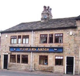 Weavers Arms Blind Lane Todmorden