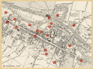 Berkhamsted Map 1899