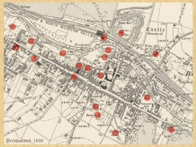 Berkhamsted Maps