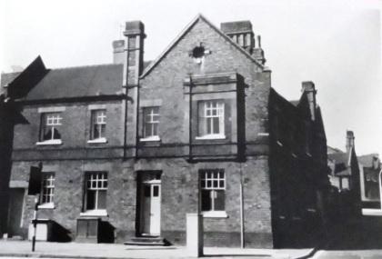 Police Station_c1960