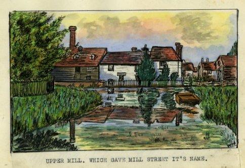 Upper Mill_Bill Bailey